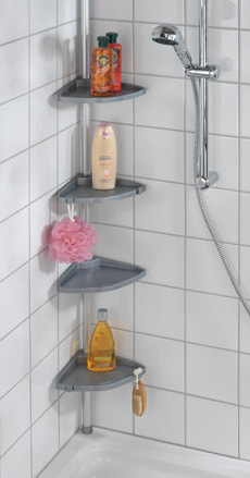 Étagère douche Compact