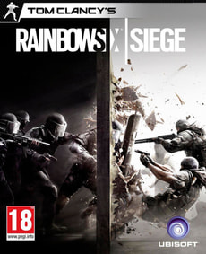 PC/DVD - Rainbow Six Siege