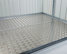 Bodenplatte zu Geräteschrank 230 und Wood Stock 230