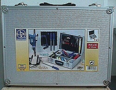 Aluwerkzeugkoffer 39.5 x 30 x 13cm