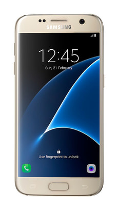 Galaxy S7 32GB gold