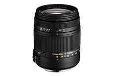 18-250mm/3,5-6,3 DC MACR OS HSM per Nikon obiettivo
