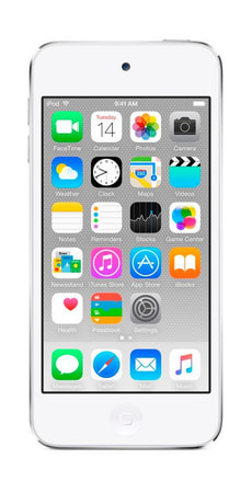 iPod touch 32GB - Silber