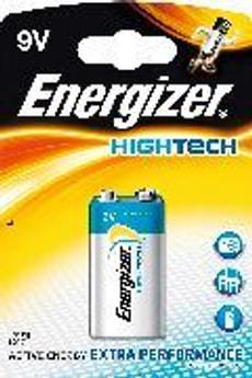 HighTech 9V 1 Stück Batterie
