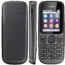 Nokia 101 Phantom Black Mobiltelefon