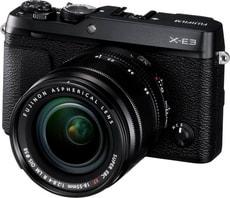 X-E3 XF 18-55mm nero
