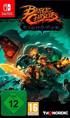 Switch - Battle Chasers: Nightwar (E/d)