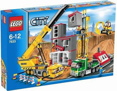 06/10 LEGO CITY BAUSTELLE 7633