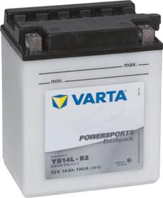Batterie moto YB14L-B2 12V 14Ah 140A