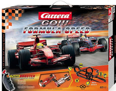 WR10 CARRERA GO FORMULA SPEED