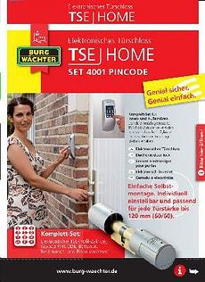 Türschloss SET TSE 4001 MCR