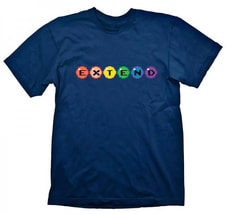 T-Shirt: Bubble Bobble - Extend (L)