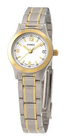 L-Watch DRESSFIELD 2-TONE Armbanduhr