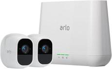 Arlo Pro 2 Sicherheitssystem mit 2 Kameras
