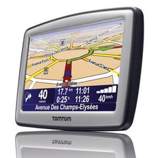 L-Nav. TomTom XL Europe 31 T