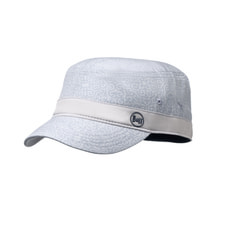 Military Cap DHARMA SILVER GREY