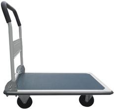 Plattformwagen mit Softgriff