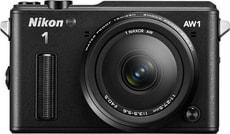 1 AW1 11-27.5 + 10mm Schwarz Systemkamera