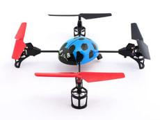 Käfer Drohne Blau
