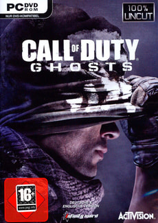 PC - Pyramide: Call of Duty - Ghosts [PC] (D)