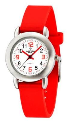 AB Kids rouge montre-bracelet