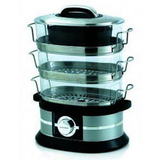 Morphy Richards FUSION 48751 Dampfgarer