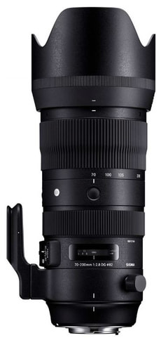 70-200mm F2.8 DG OS HSM Sports (Canon)