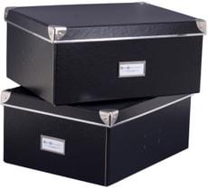 Set da 2 contenitori Clip