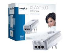 dLAN 500 AVtriple+ Adaptateur