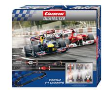 World F1 Champs D132 Set