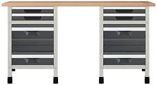 Werkbank No. 4 1610 x 650 x 860 mm 8078
