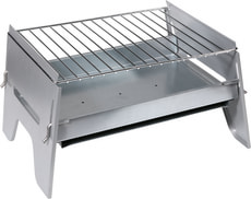 pGrill 100 Holzkohlegrill