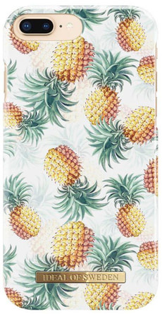 Back Cover Pineapple Bonanza