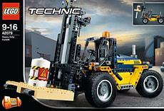 W18 LEGO TECHNIC 42079 SCHWERLAST-GABELS