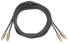 D.30.011 Audio 2x2Cinch cable 3m