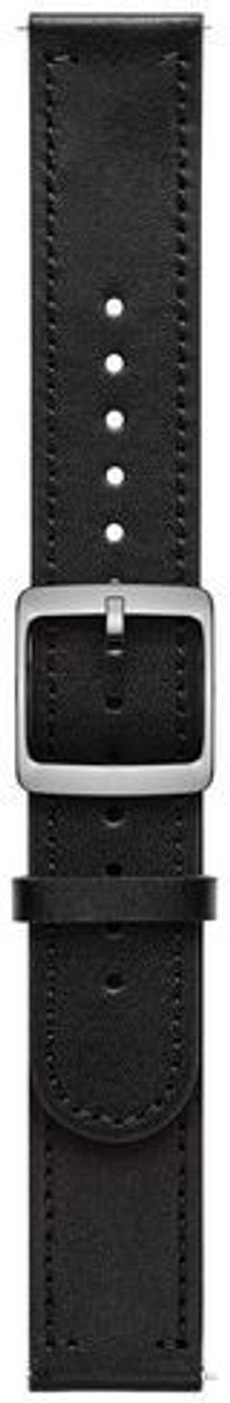 Wristband 20mm - schwarz