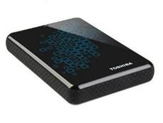 """L- ToshibaStorE ART4 750GB 2.5"""" HDD USB"""