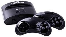 SEGA Mega Drive Retro Games Konsole