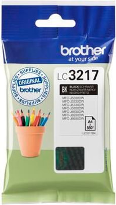 LC-3217BK Tintenpatrone schwarz