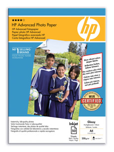 Q8698A Advanced Glossy Photopaper glänzend