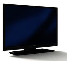 Grundig 40VLE4322 BF LED Fernseher schwa