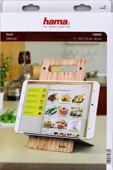 """montage bois pour les tablettes PC de 7 à 10,5"""" le bois"""