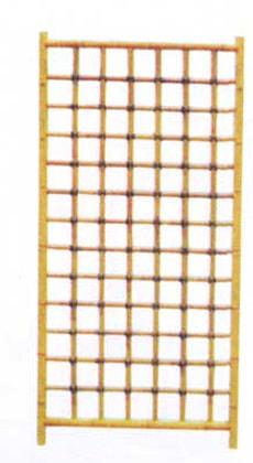 Bambus-Rankengitter