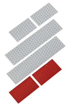 Adesivo catarifrangente