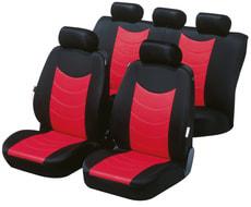 Housse de siège Felicia rouge