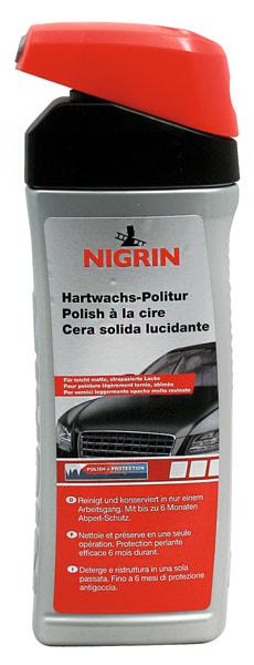 Hartwachs-Politur