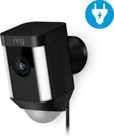 Ring Spotlight Cam (Kabel) schwarz