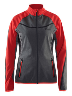 INTENSITY SOFTSHELL JACKET W