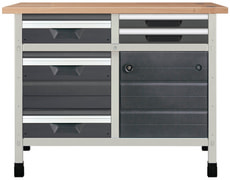 Werkbank No. 4 1130 x 650 x 860 mm 8063