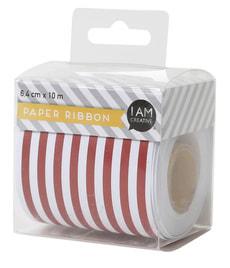 Paper Ribbon, Streifen